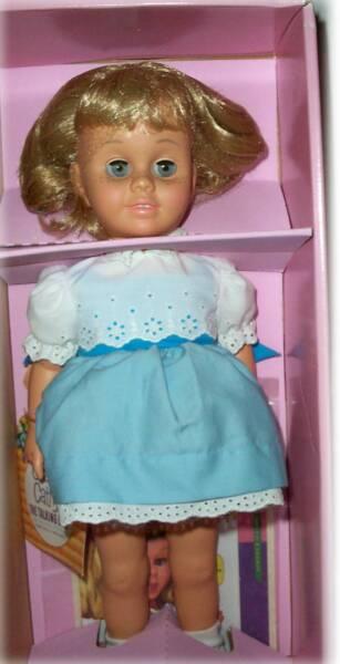 Original Chatty Cathy Doll Vintage Mattel Chatty Cathy